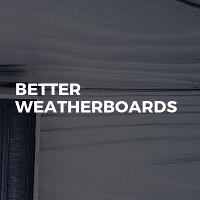 Better Weatherboards