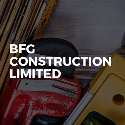 BFG construction limited