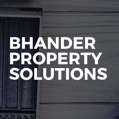 Bhander Property Solutions