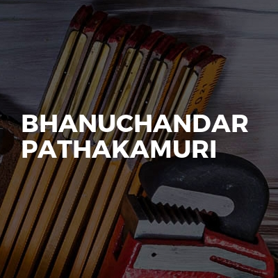 Bhanuchandar Pathakamuri