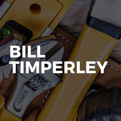 Bill Timperley