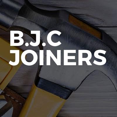 B.J.C  joiners & builders
