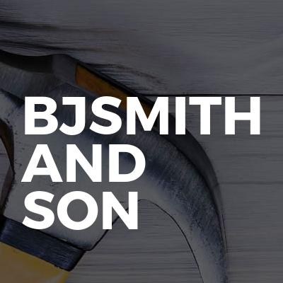 Bjsmith and son