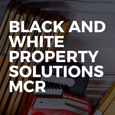 Black and White Property Solutions MCR