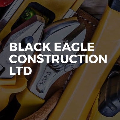 Black Eagle Construction LTD