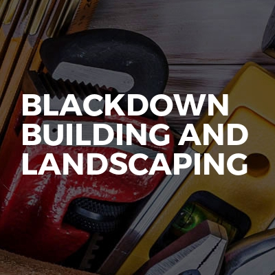 Blackdown Building And Landscaping