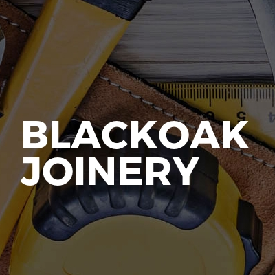 Blackoak Joinery