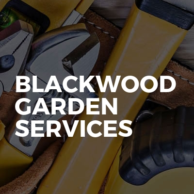 Blackwood Garden Services