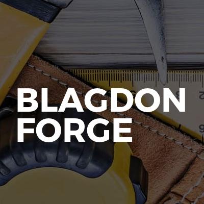 Blagdon Forge
