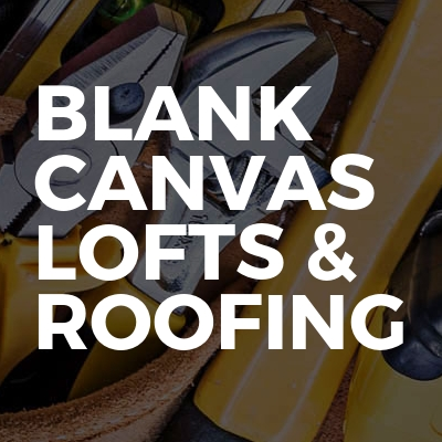 Blank canvas lofts & roofing