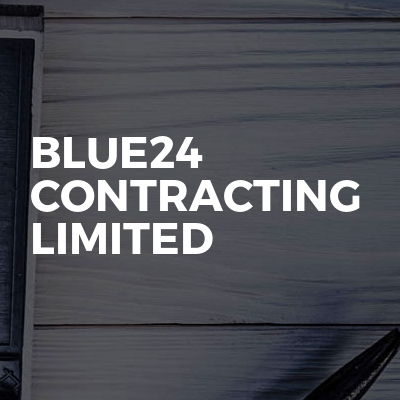 Blue24 Contracting Limited
