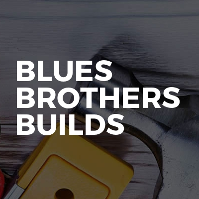 Blues Brothers Builds