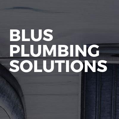 Blus plumbing solutions
