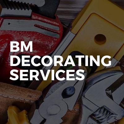 Bm decorating services