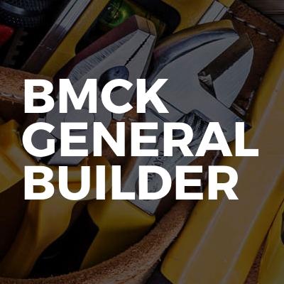 BMck General Builder
