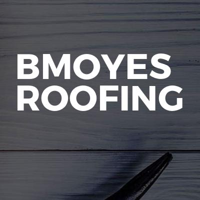 BMOYES ROOFING