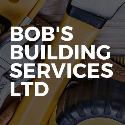 Bob's Building Services LTD