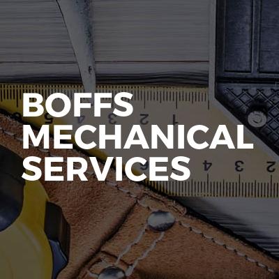 Boffs Mechanical Services