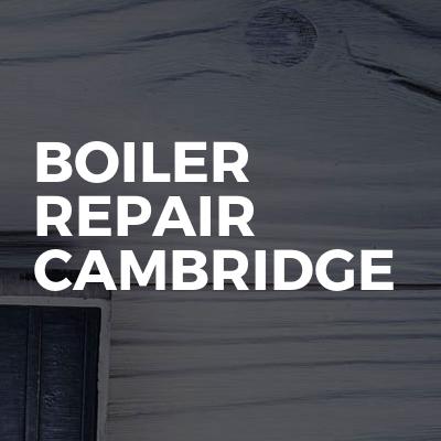 Boiler Repair Cambridge