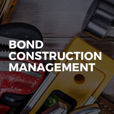 Bond Construction Management