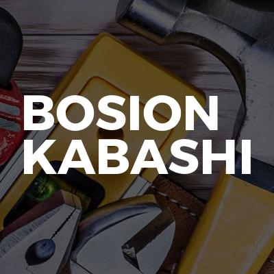 Bosion Kabashi
