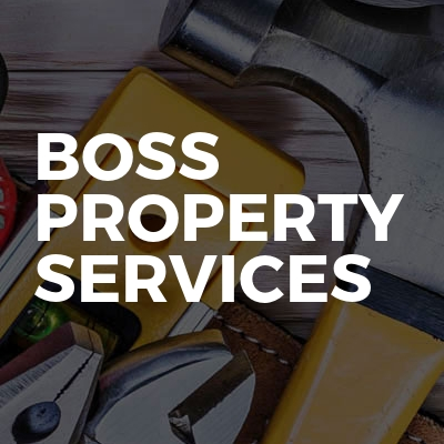 BOSS PROPERTY SERVICES