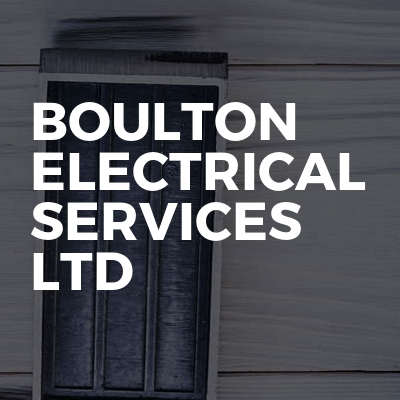 Boulton Electrical Services Ltd