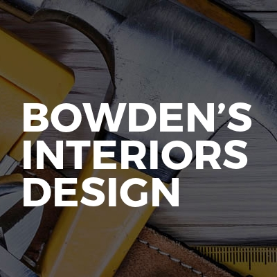 Bowden's interiors design