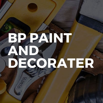 Bp Paint And Decorater