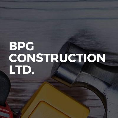 BPG Construction Ltd.