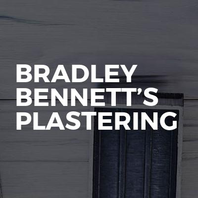 Bradley Bennett's Plastering