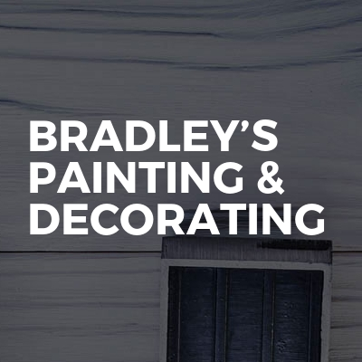 Bradley's Painting & Decorating