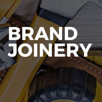 Brand joinery
