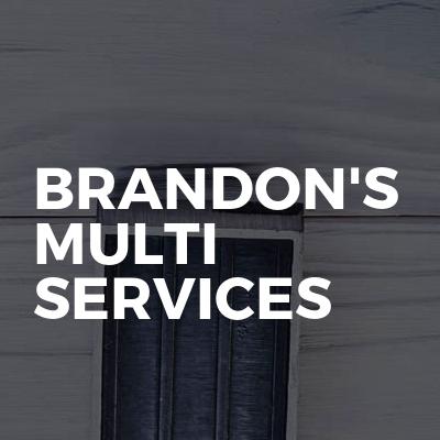 Brandon's Multi Services