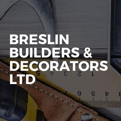 Breslin builders & Decorators Ltd