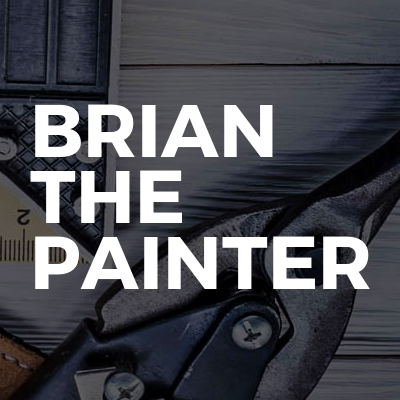 Brian the painter