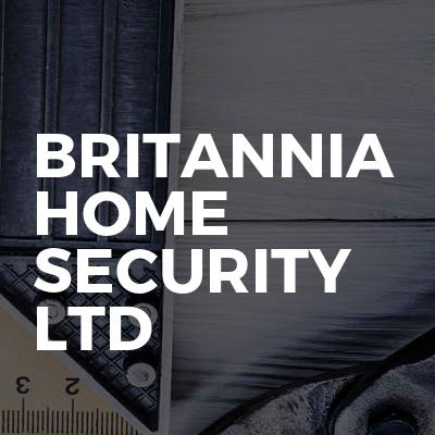 Britannia Home Security Ltd