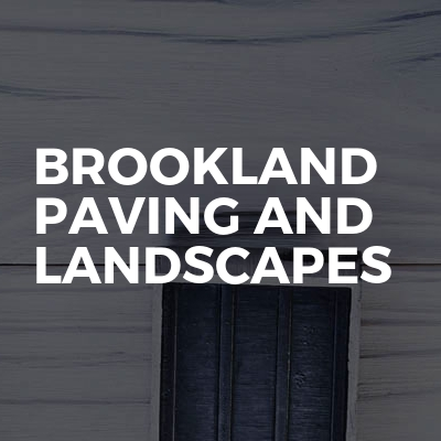 Brookland paving and landscapes