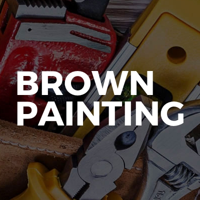 Brown Painting