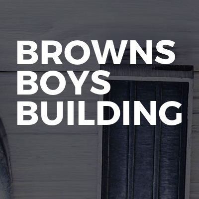 Browns Boys Building