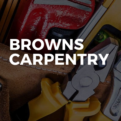 Browns carpentry