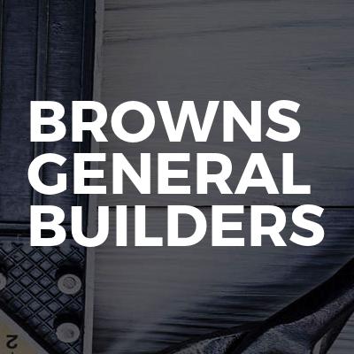 Browns general builders