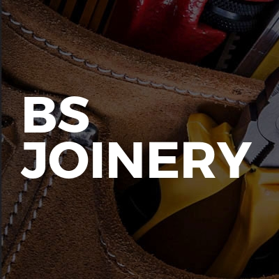 BS joinery & home maintenance