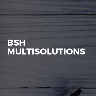 BSH Multisolutions