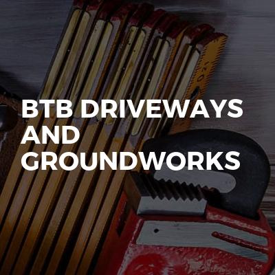 Btb Driveways And Groundworks