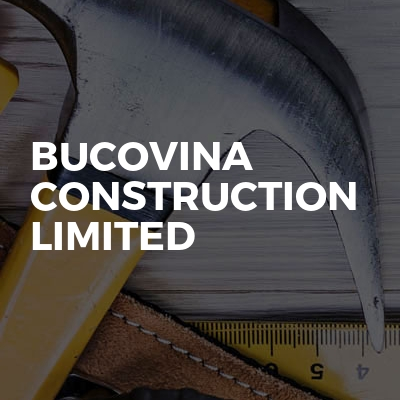 Bucovina Construction Limited