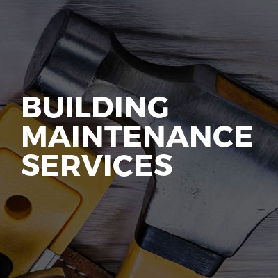 Building Maintenance Services