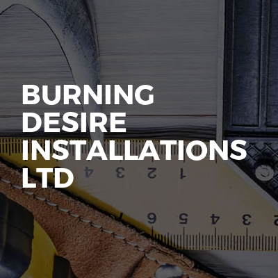 Burning Desire Installations Ltd