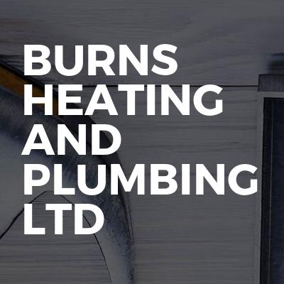 Burns heating and plumbing Ltd