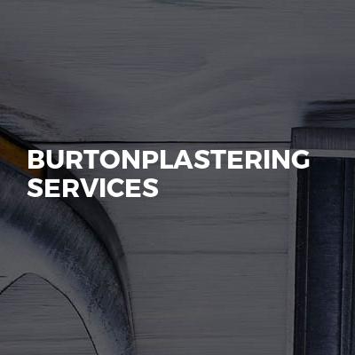 Burtonplastering services